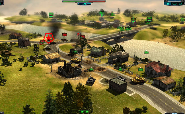 MMORTS – Elements of War
