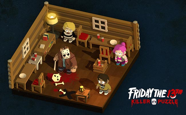 Friday the 13th: Killing Puzzle