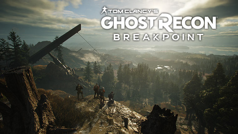 Tom Clancy's: Ghost Recon Breakpoint