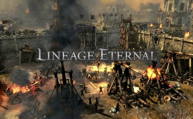 Lineage Eternal – Ожидаемая ММОРПГ 2016
