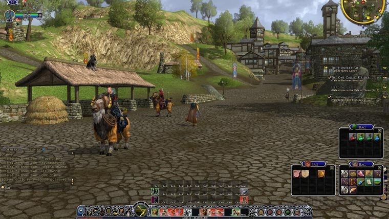 MMORPG Lord of the Rings Online