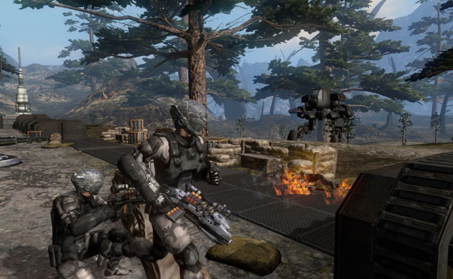 Sci-fi Sandbox MMORPG – The Repopulation