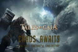 Dark and Light: Tales of Gaia