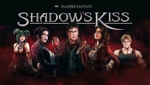 Shadows Kiss Vampire