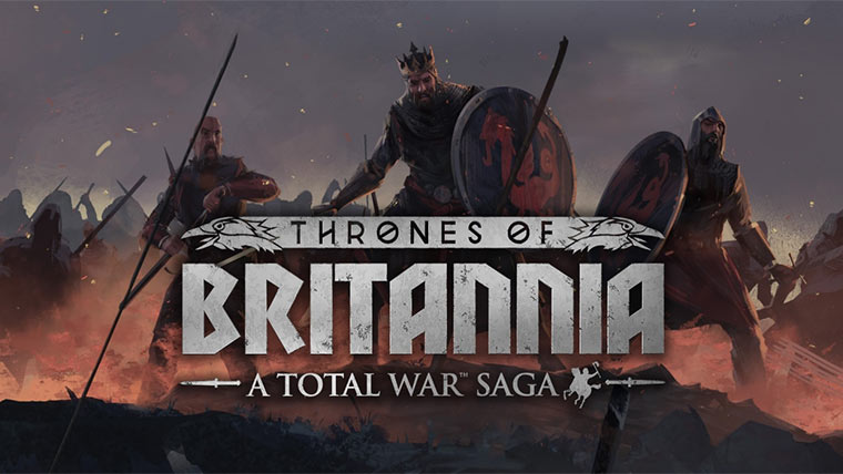 War Saga Thrones of Britannia