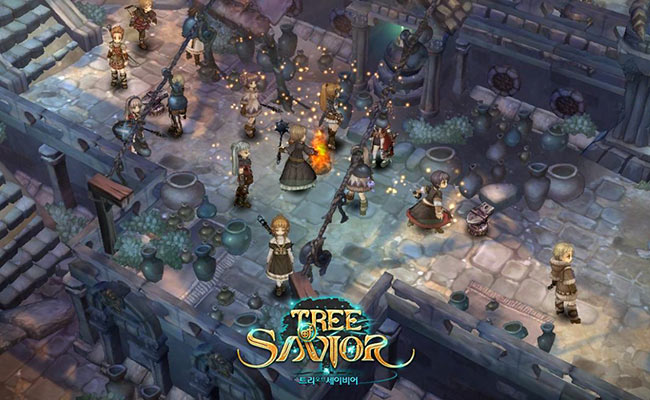 Tree of Savior – Ожидаемая ММОРПГ 2016
