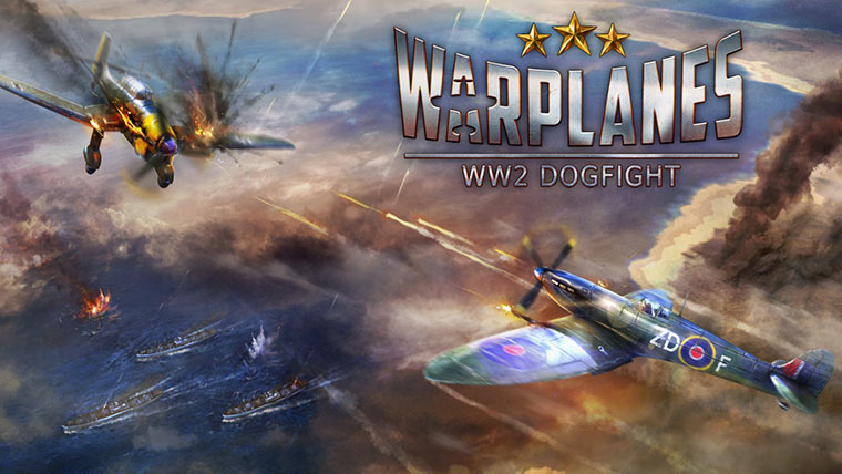 Warplanes: WW2 Dogfight