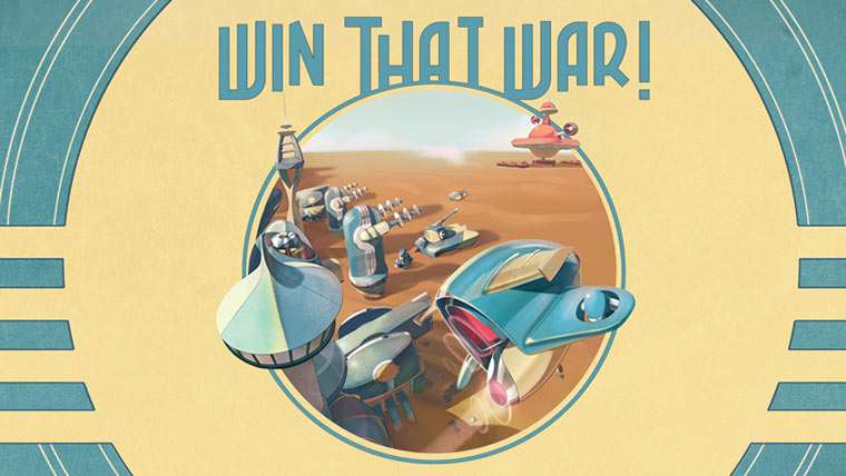 Win That War