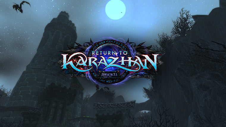 World of Warcraft: Return to Karazhan