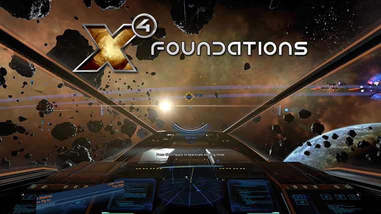 X4: Foundation